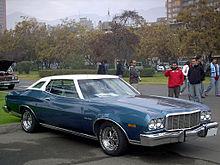 Ford Torino III 1972 - 1976 Coupe #8