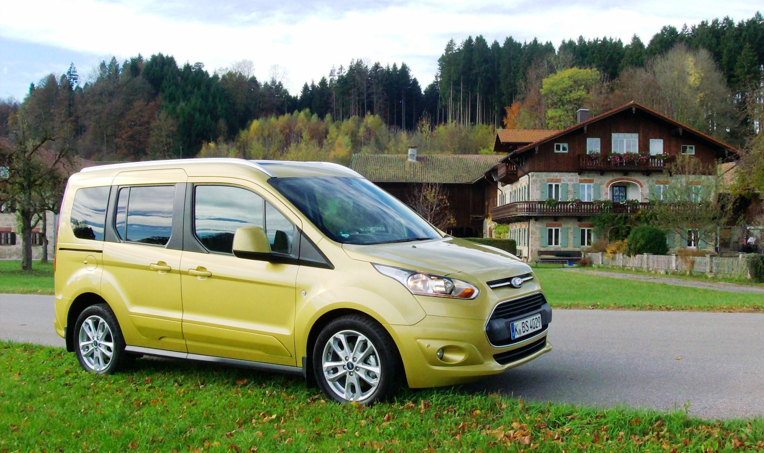 Ford Tourneo Connect II 2014 - now Compact MPV #4