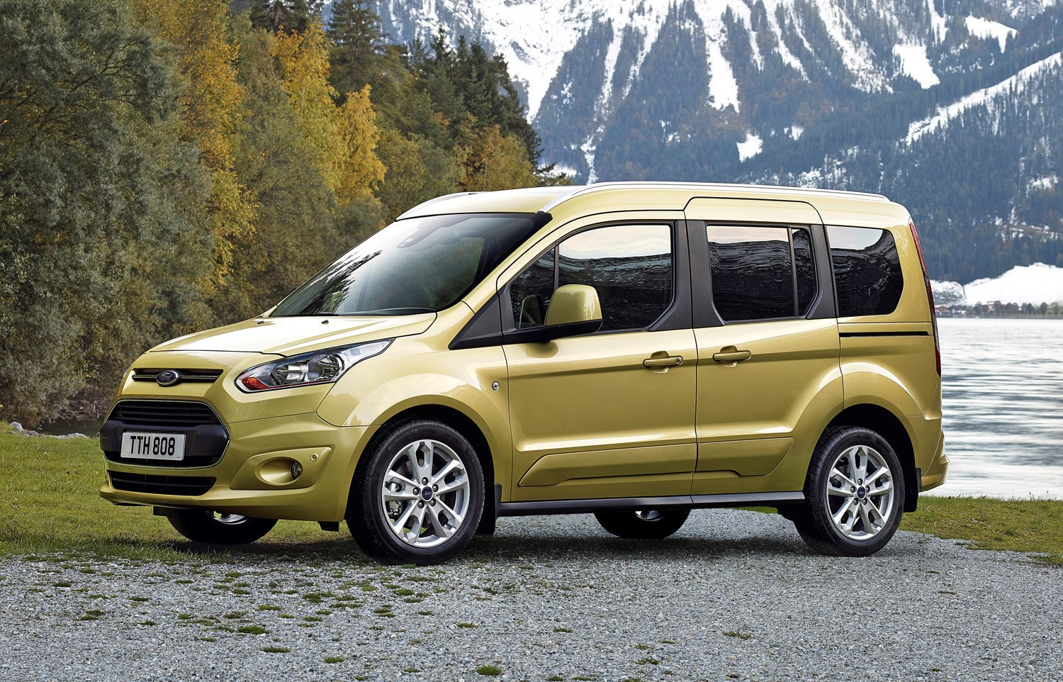 Ford Tourneo Connect II 2014 - now Compact MPV #1