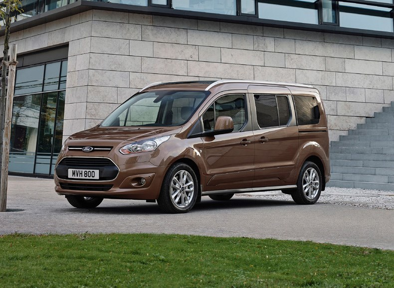 Ford Tourneo Connect II 2014 - now Compact MPV #2