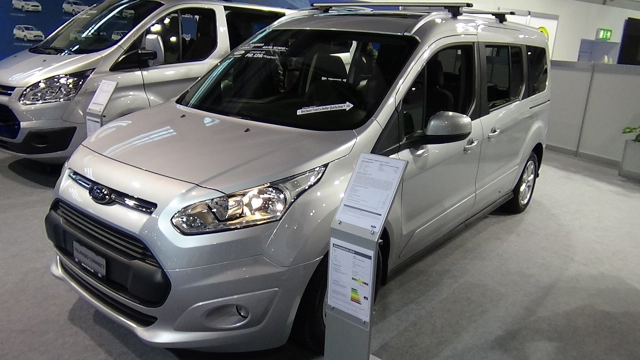 Ford Tourneo Connect II 2014 - now Compact MPV #7