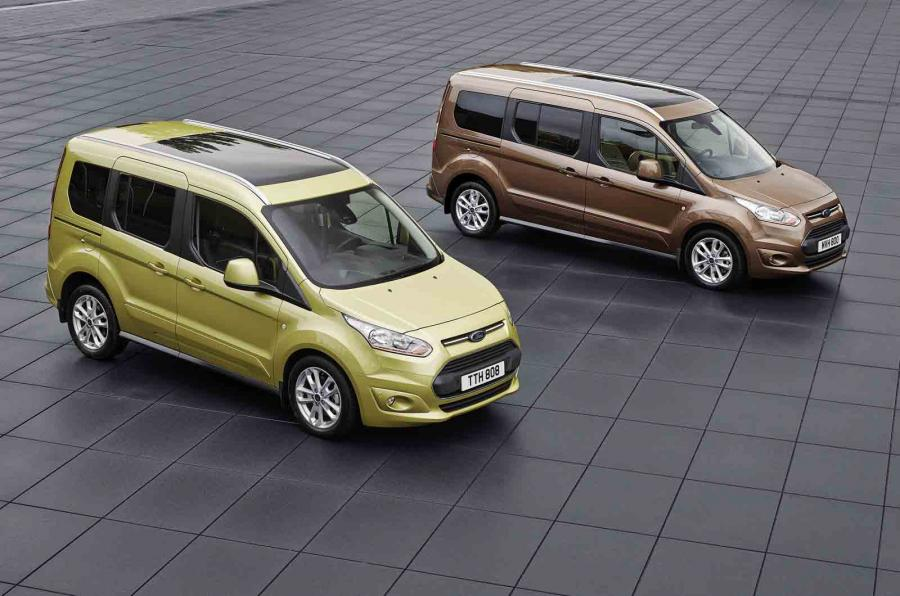 Ford Tourneo Connect II 2014 - now Compact MPV #5