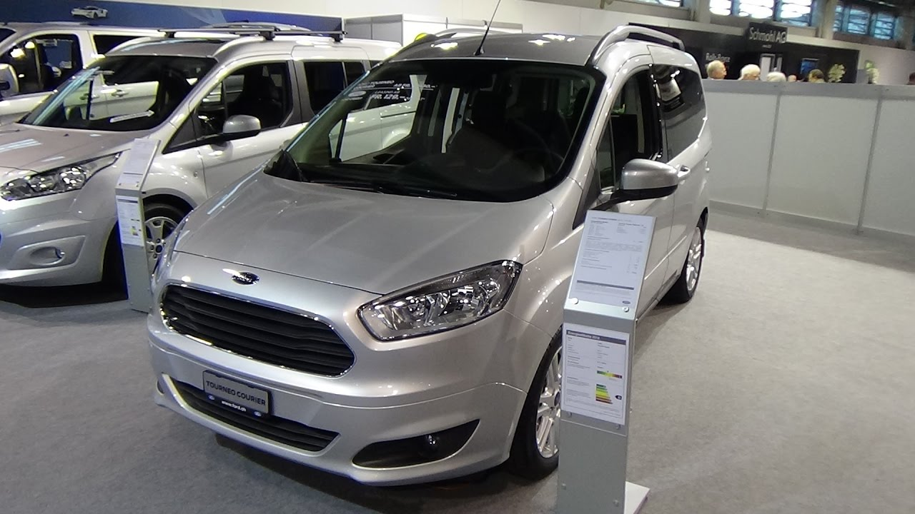 Ford Tourneo Courier 2014 - now Compact MPV #7