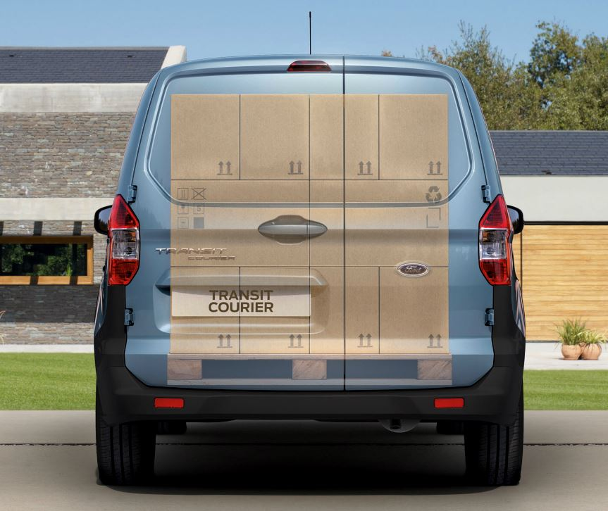 Ford Tourneo Courier 2014 - now Compact MPV #3