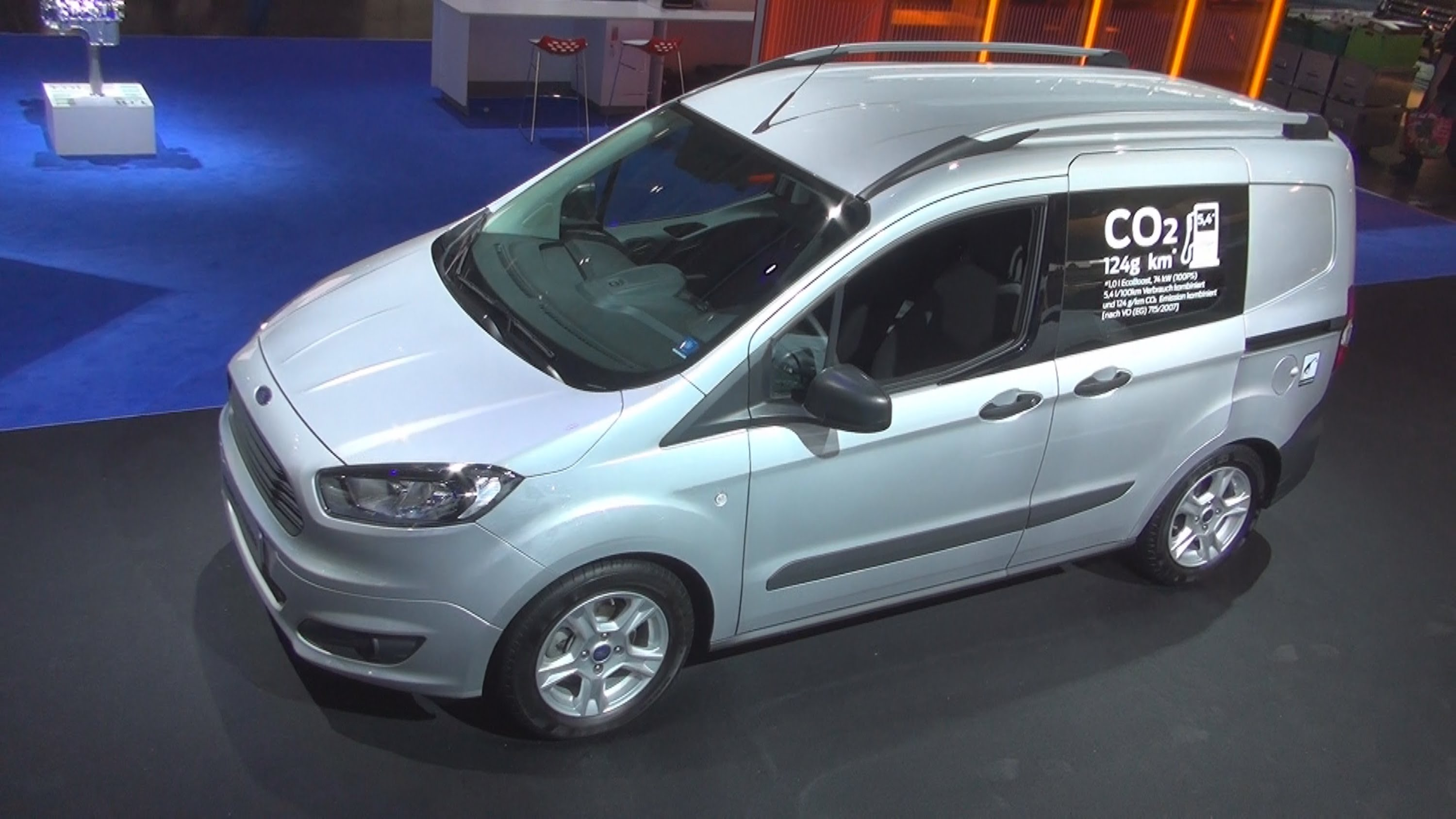 Ford Tourneo Courier 2014 - now Compact MPV #6