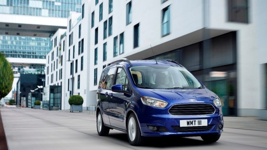 Ford Tourneo Courier 2014 - now Compact MPV #1