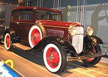 Ford V8 1932 - 1932 Sedan #8