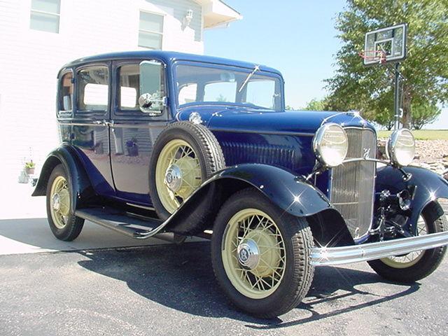 Ford V8 1932 - 1932 Sedan #4