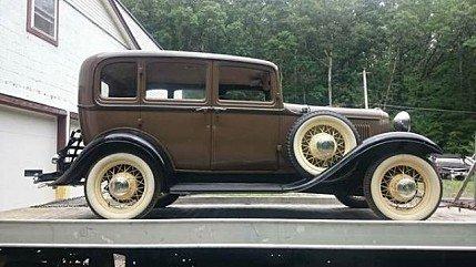 Ford V8 1932 - 1932 Sedan #6