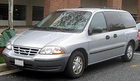 Ford Windstar 1994 - 2003 Minivan #1