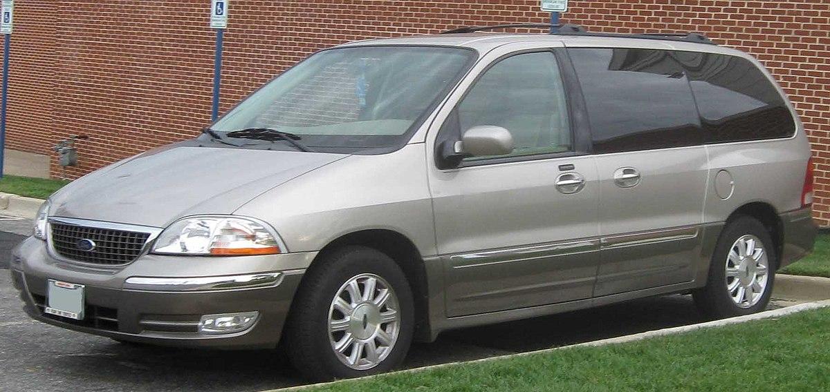 Ford Windstar 1994 - 2003 Minivan #7