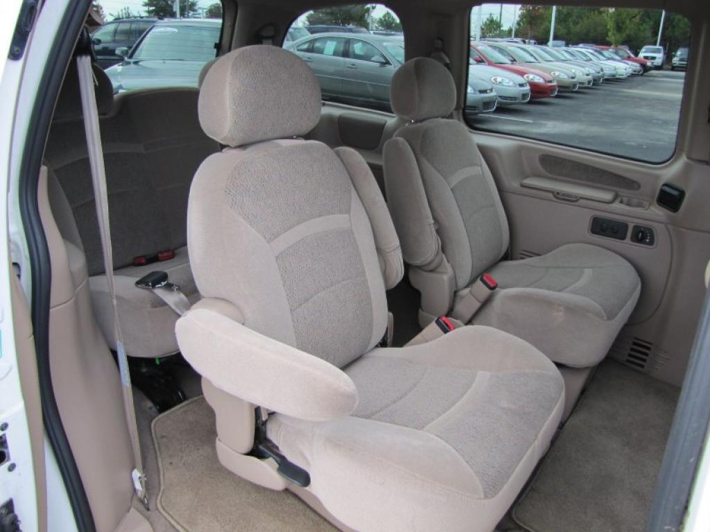 Ford Windstar 1994 - 2003 Minivan #8