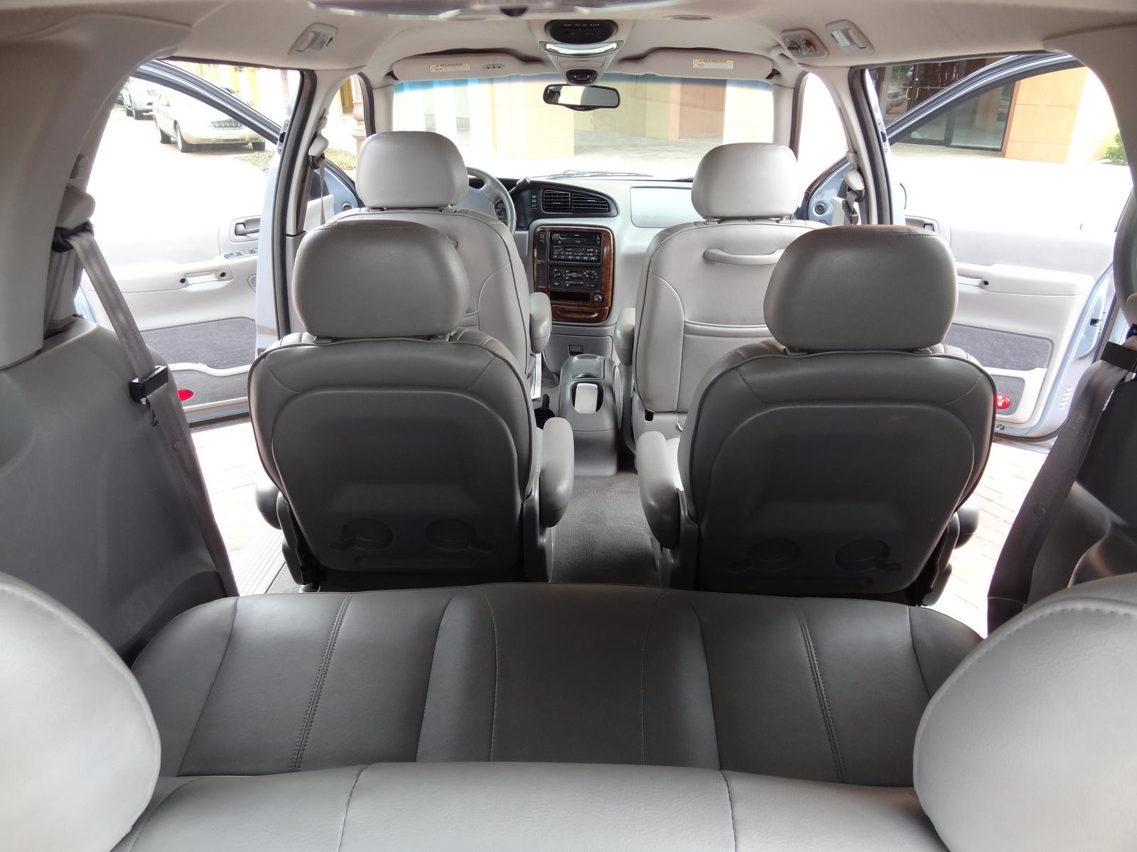 Ford Windstar 1994 - 2003 Minivan #3