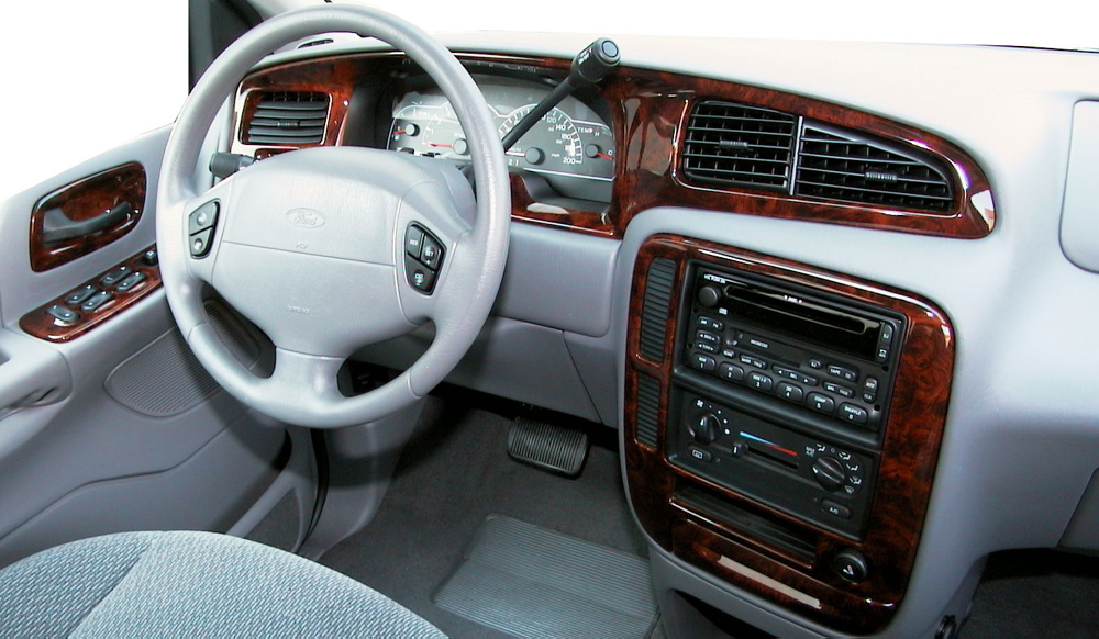 Ford Windstar 1994 - 2003 Minivan #2