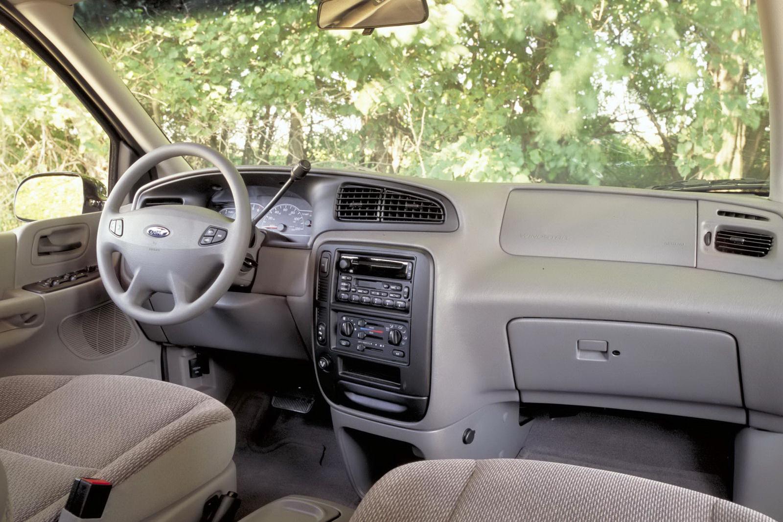 Ford Windstar 1994 - 2003 Minivan #6