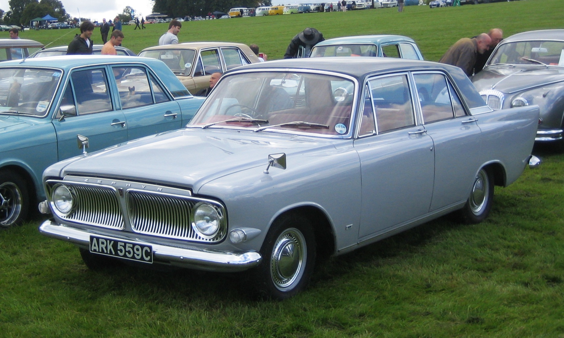 Ford Zephyr II 1956 - 1962 Sedan #2