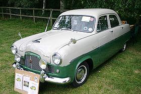 Ford Zephyr II 1956 - 1962 Sedan #1