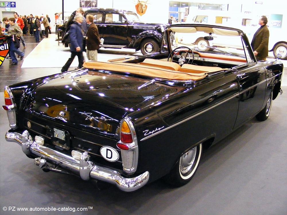Ford Zephyr II 1956 - 1962 Sedan #3