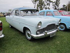 Ford Zephyr II 1956 - 1962 Sedan #7