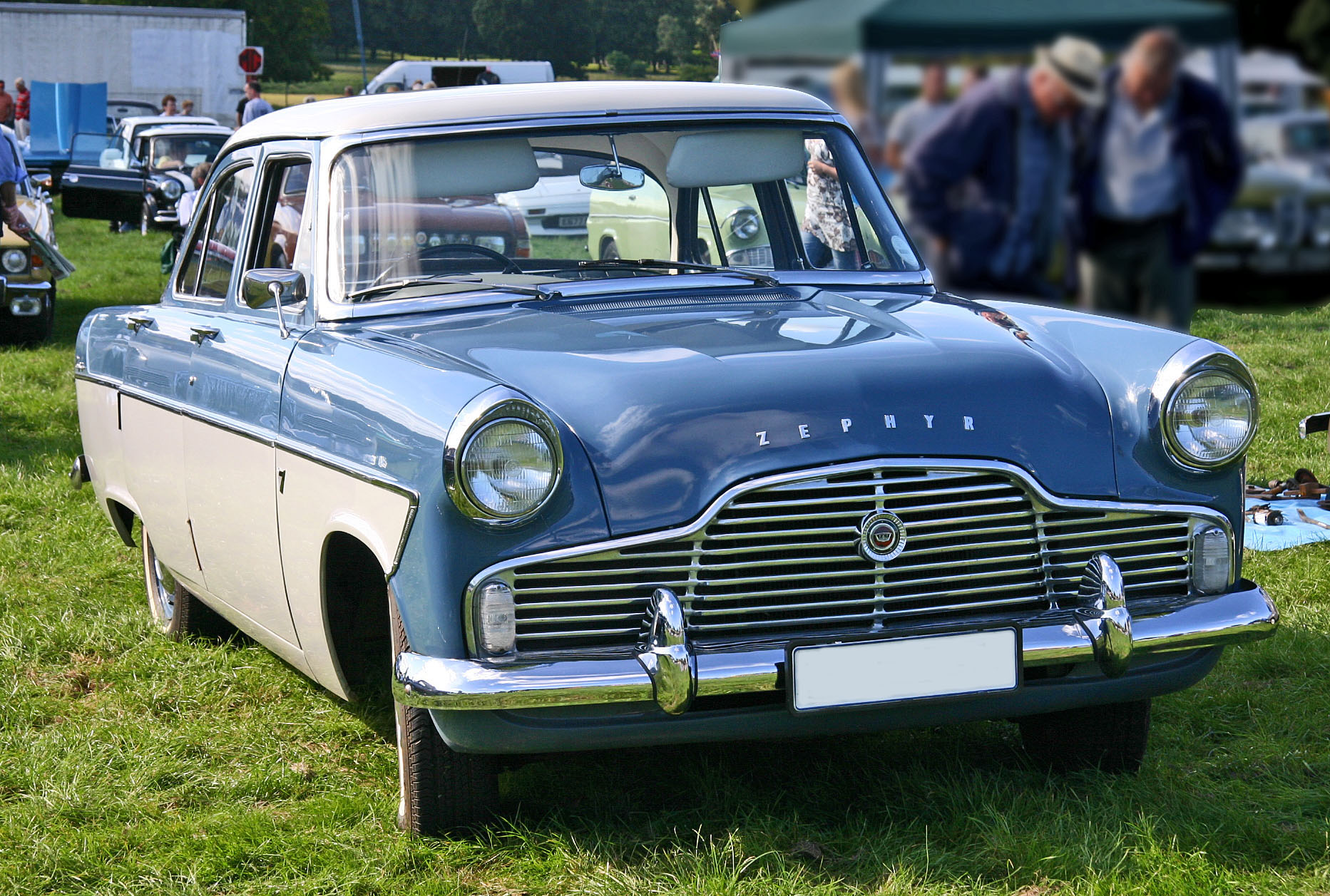 Ford Zephyr II 1956 - 1962 Sedan #5