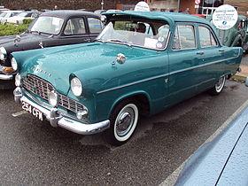 Ford Zephyr II 1956 - 1962 Sedan #6