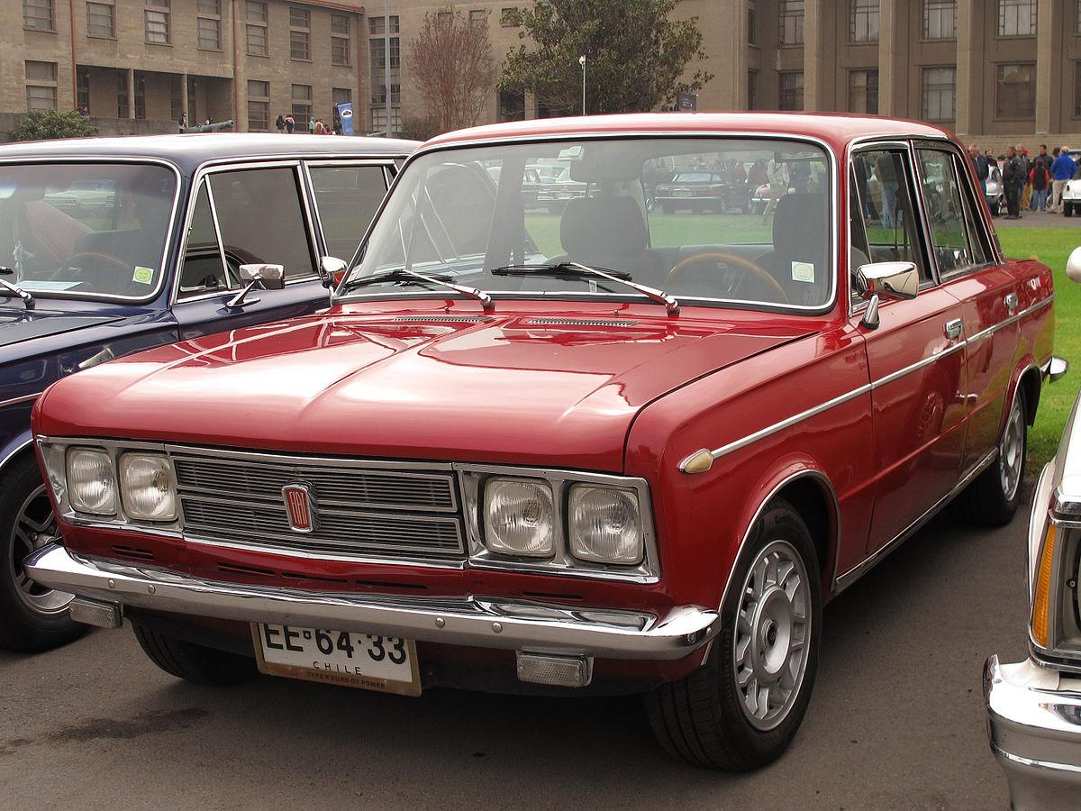 FSO 125p 1967 - 1992 Sedan #8