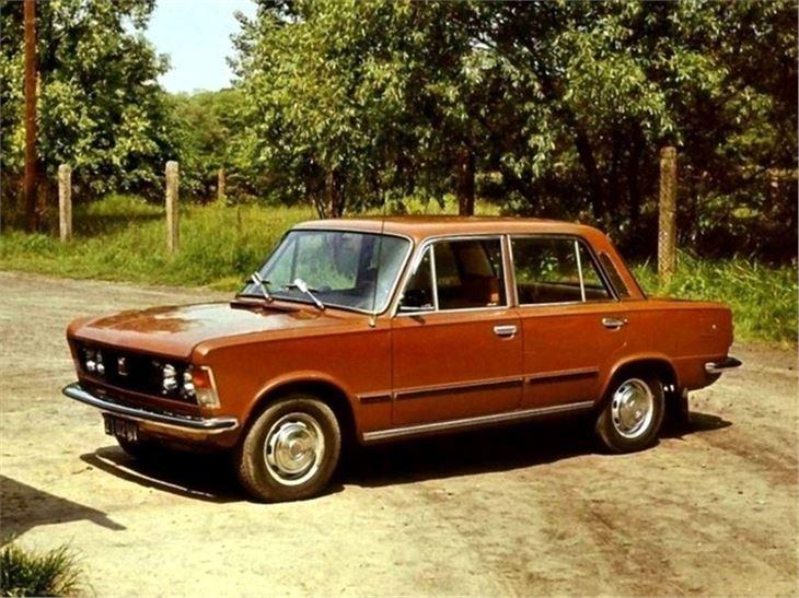FSO 125p 1967 - 1992 Sedan #2