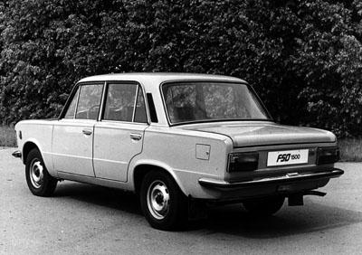 FSO 125p 1967 - 1992 Station wagon 5 door #3