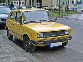 Fiat 127 1971 - 1987 Hatchback 3 door #8