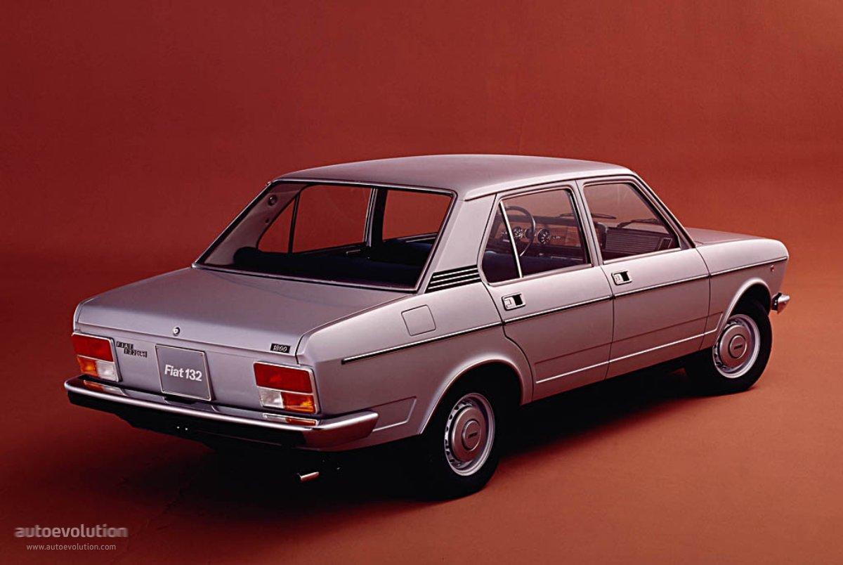 FSO 132p 1974 - 1978 Sedan #4