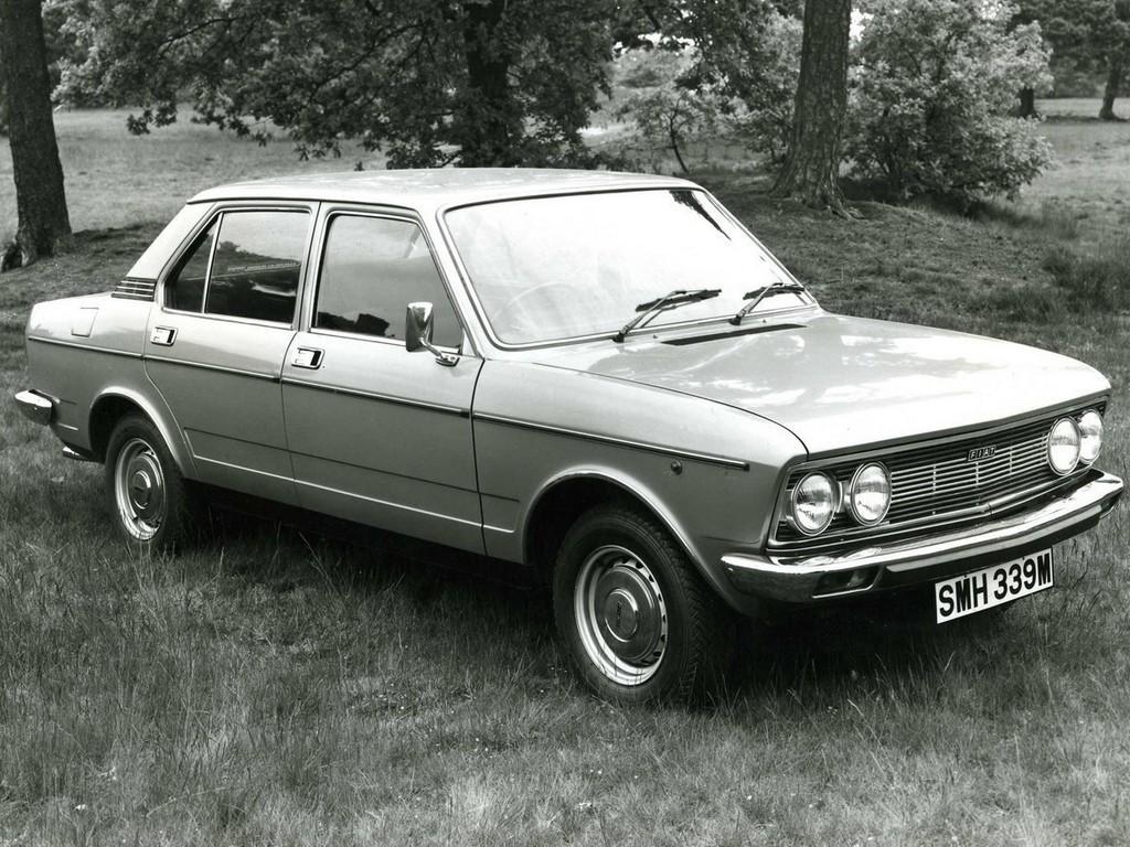 FSO 132p 1974 - 1978 Sedan #3
