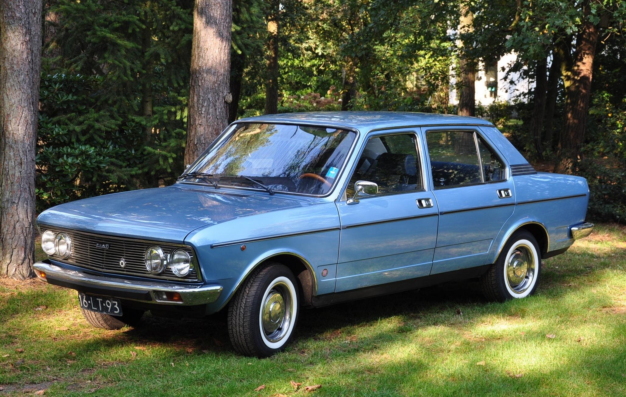 FSO 132p 1974 - 1978 Sedan #2
