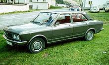 FSO 132p 1974 - 1978 Sedan #5
