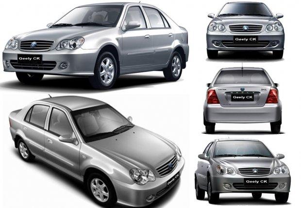 Geely CK (Otaka) I Restyling 2008 - 2016 Sedan #7