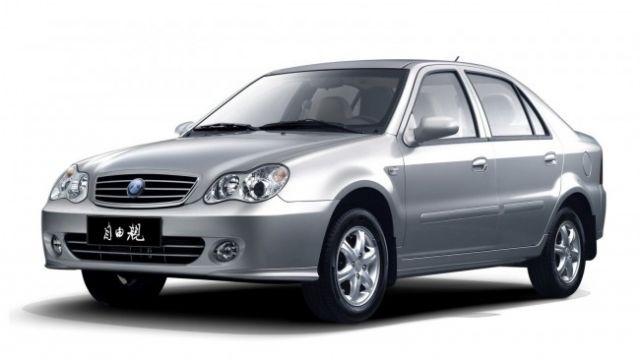 Geely CK (Otaka) I Restyling 2008 - 2016 Sedan #2