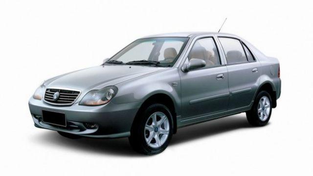 Geely CK (Otaka) I Restyling 2008 - 2016 Sedan #5