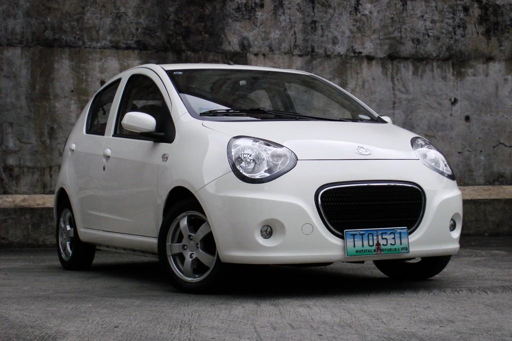 Geely LC (Panda) 2008 - 2016 Hatchback 5 door #6