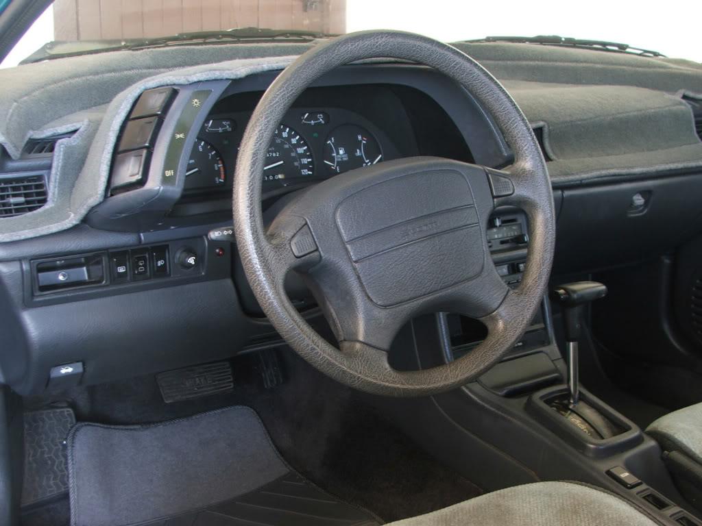 Geo Spectrum 1990 - 1993 Sedan #5
