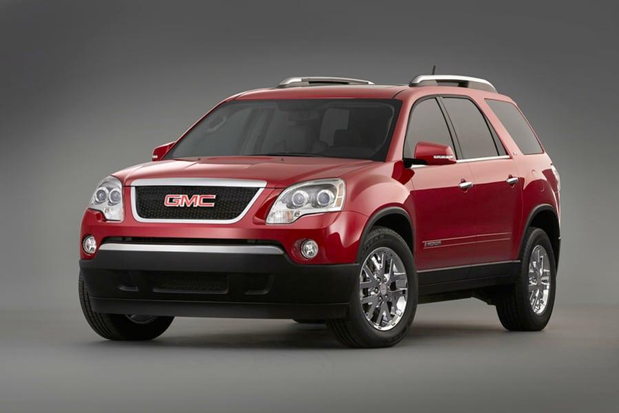 GMC Acadia I 2007 - 2013 SUV 5 door #3