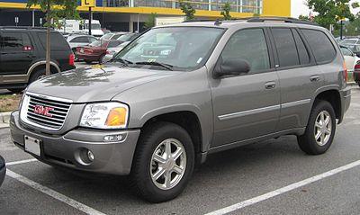 GMC Envoy II(GMT360) 2001 - 2009 SUV 5 door #1