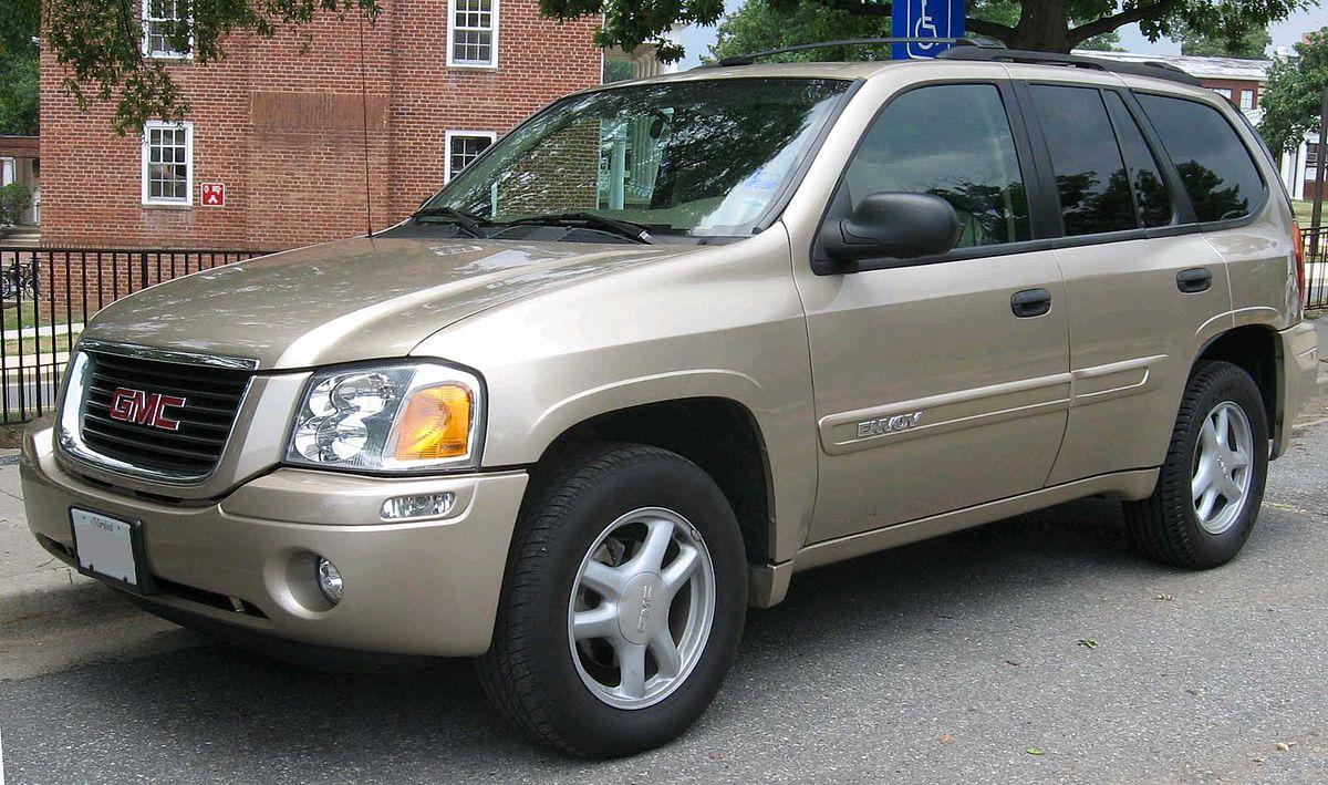 GMC Envoy II(GMT360) 2001 - 2009 SUV 5 door #8