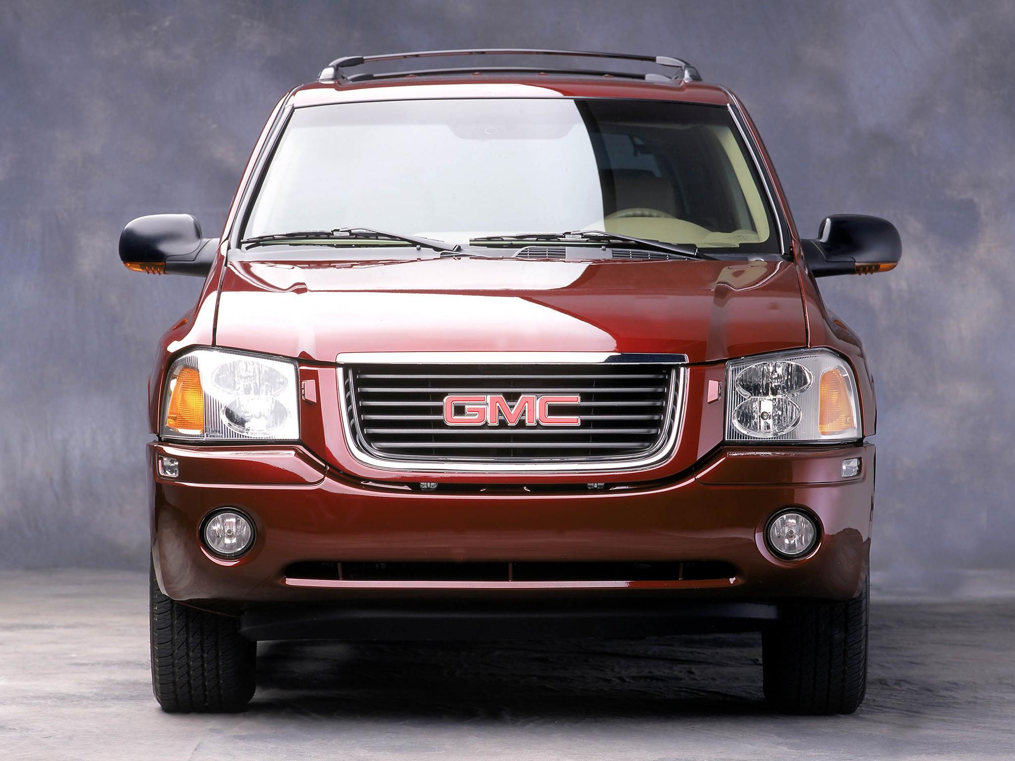 GMC Envoy II(GMT360) 2001 - 2009 SUV 5 door #4