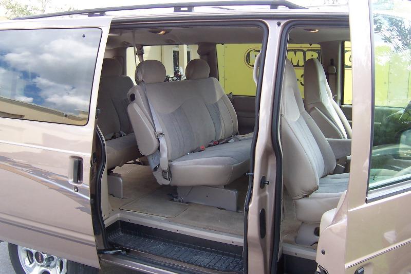 GMC Safari II 1995 - 2005 Minivan #8