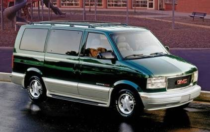 GMC Safari II 1995 - 2005 Minivan #2