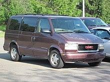 GMC Safari II 1995 - 2005 Minivan #1
