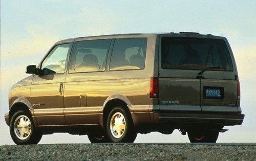 GMC Safari II 1995 - 2005 Minivan #4