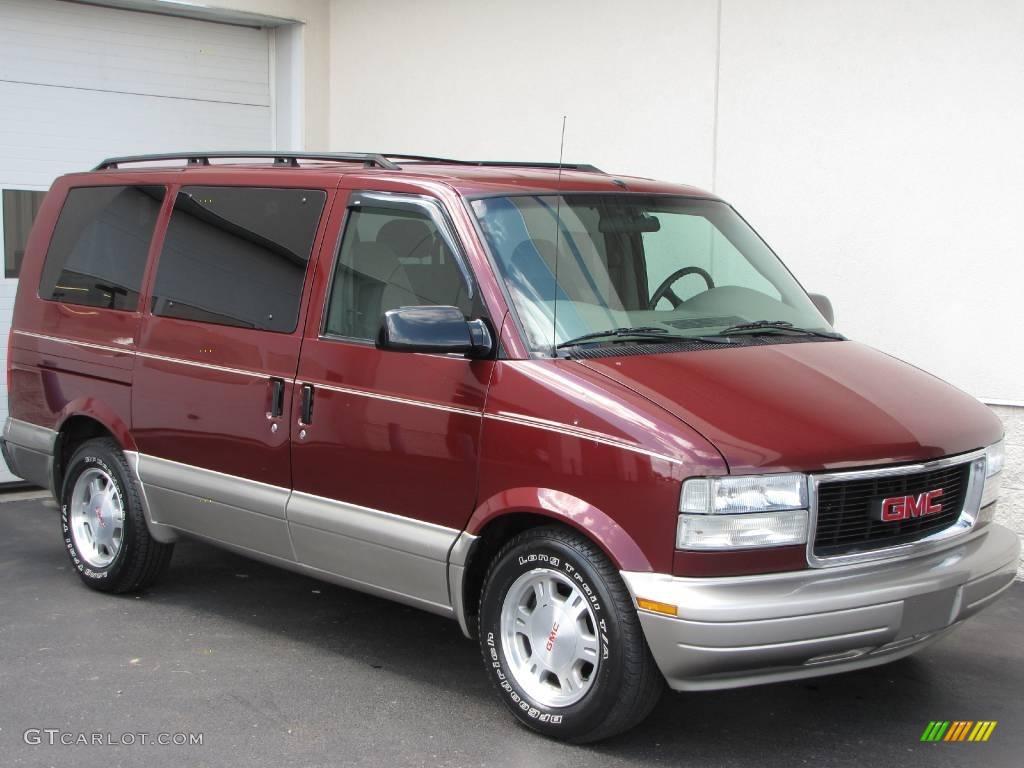 GMC Safari II 1995 - 2005 Minivan #3