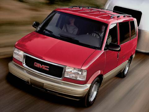 GMC Safari II 1995 - 2005 Minivan #5