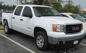 GMC Sierra II (GMT900) 2006 - 2014 Pickup #7