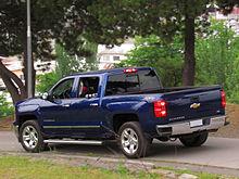GMC Sierra II (GMT900) 2006 - 2014 Pickup #5